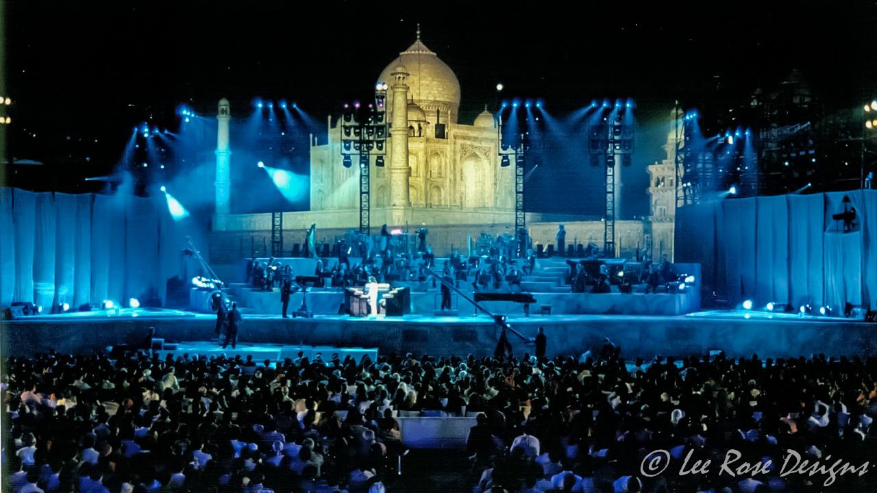 Yanni: Taj Mahal