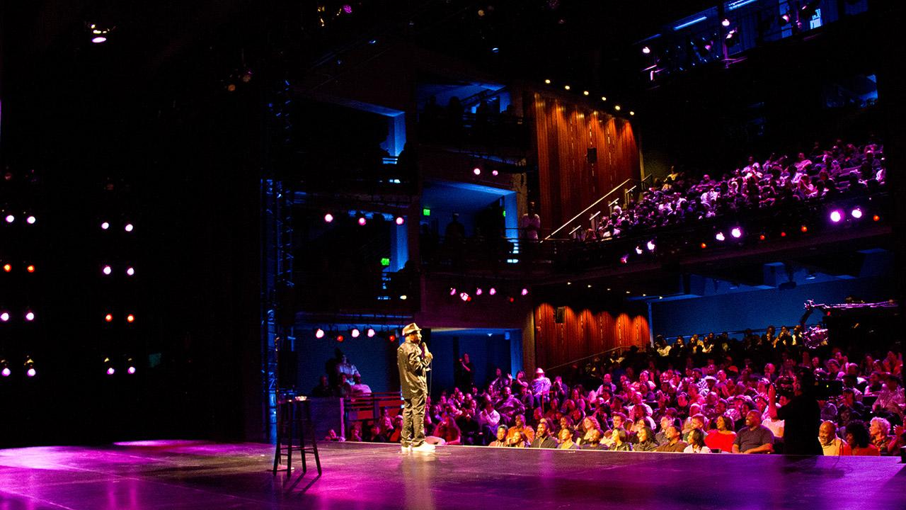 Eddie Griffin Comedy Show